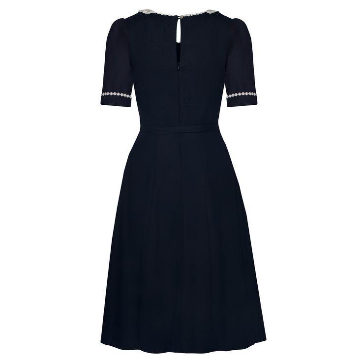 Miss Marple Dress midnight