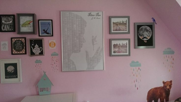 Checovenyl, Ferm living, Photo wall, wall stickers, kids bedroom