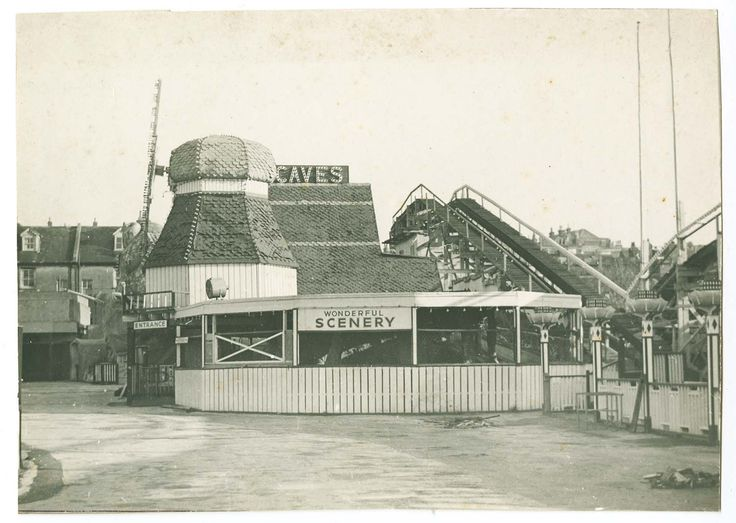 Dreamland and Hall by the Sea | Margate History