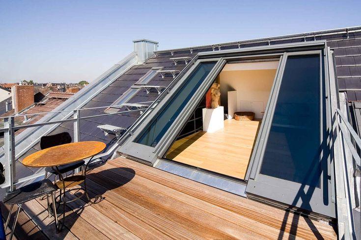 Panorama Dachschiebefenster in Darmstadt (Foto 983…