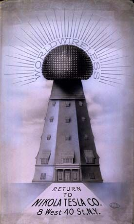 Tesla-s-dream-Wireless-transmission-of-electricity-nikola-tesla ...