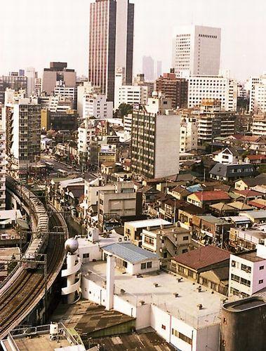 1980年代の渋谷