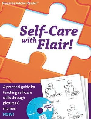 Uses Rhyme And Song To Teach Self Care Skills