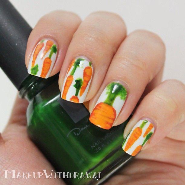 Instagram photo by  makeupwithdrawal #nail #nails #nailart