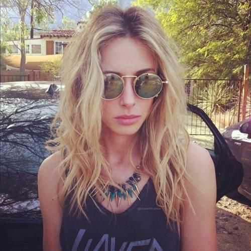 Style obsession: Gillian Zinser | LUUUX