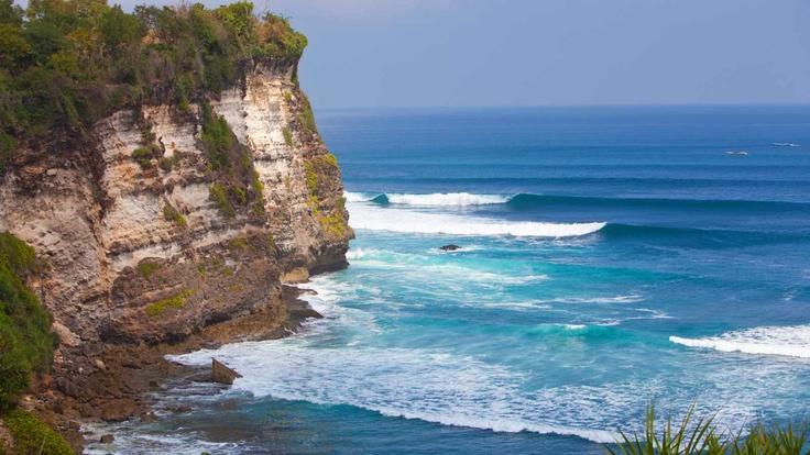 Paradise for surfers - Uluwatu, Bali