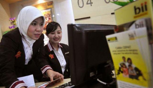Loker Bank BII Terbaru