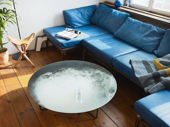 DIESEL LIVINGDIESEL LIVING with MOROSOMY MOON MY MIRROR TABLE/ディーゼルリビングディーゼルリビング ウィズ モローゾマイムーン マイミラー テーブル_5