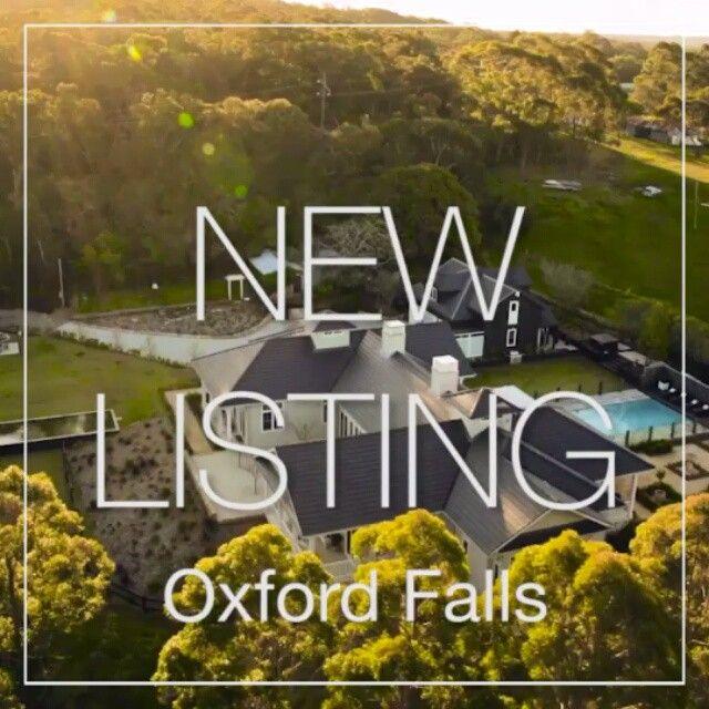 FOR SALE Hamptons Estate in Sydney #1059SpicerRd #OxfordFallsProperty @Schwishproperty 1059SpicerRd.com
