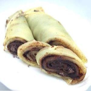 Kakaós palacsinta - Megrendelhető itt: www.Zmenu.hu - A vizuális ételrendelő.