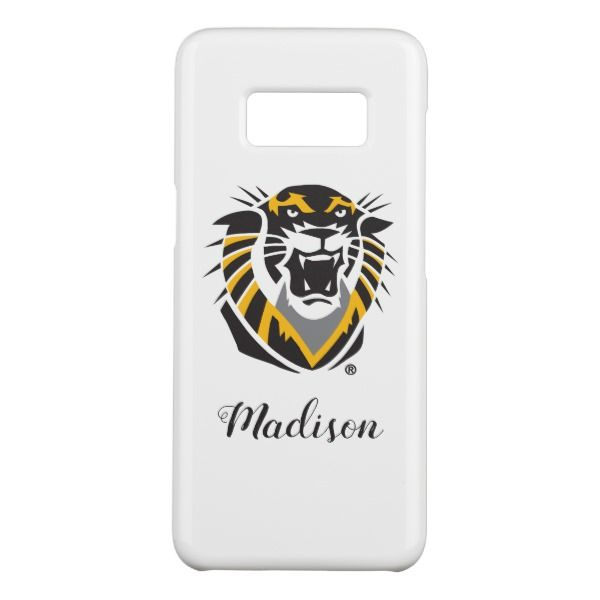 Fort Hays State Primary Mark Case-Mate Samsung Galaxy S8 Case Custom Brandable Electronics Gifts for your buniness #electronics #logo #brand