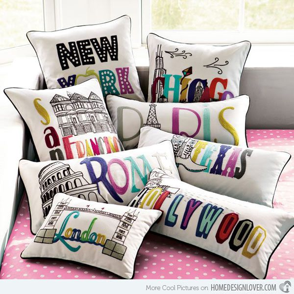 20 Modern Throw Pillows