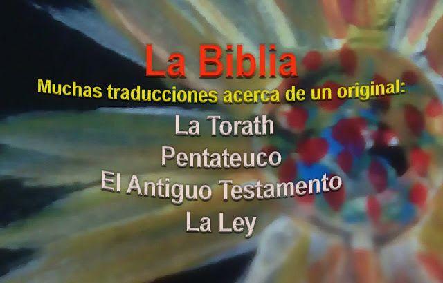 Facil entendimiento de la Biblia Sagrada: Cuantas Biblias hay?
