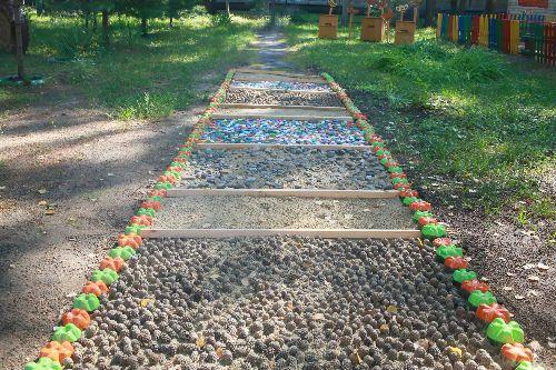 Детские сады в Йошкар-Оле готовятся к конкурсу на лучшее оформление двора | Новости Йошкар-Олы и Марий Эл