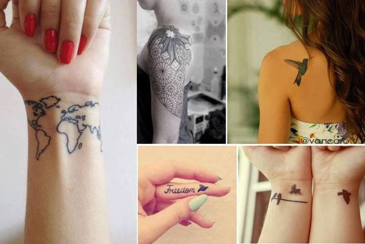 Exemple Tatouage Colibri Oiseaux Poignet Femme Tattoo Moi Tm6g610 ...