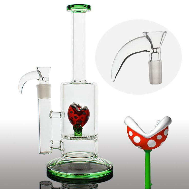 New desgin corpse flower glass water bongs smoking pipes with honeycomb percolator oil rig glass bong for smoking bongs