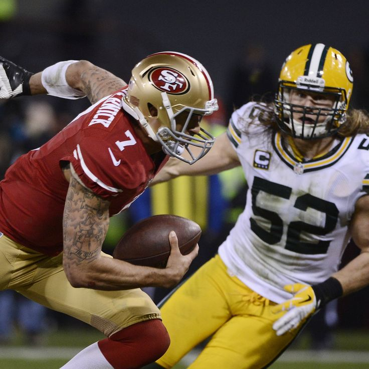 Clay Matthews' Hit on Colin Kaepernick Leads to Packers, 49ers Fight