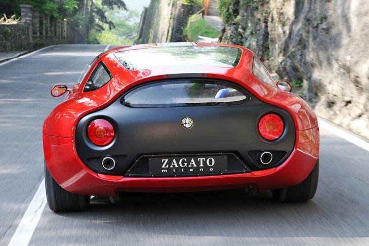 Zagato Alfa Romeo - Nice
