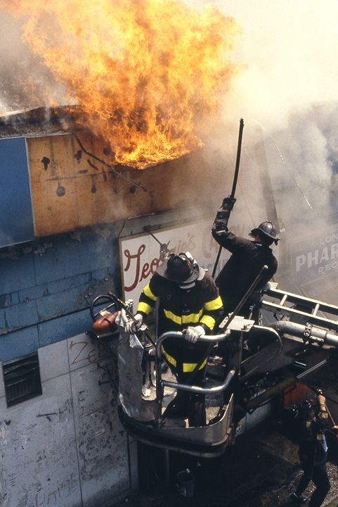 FDNY Photographs by Michael Dick