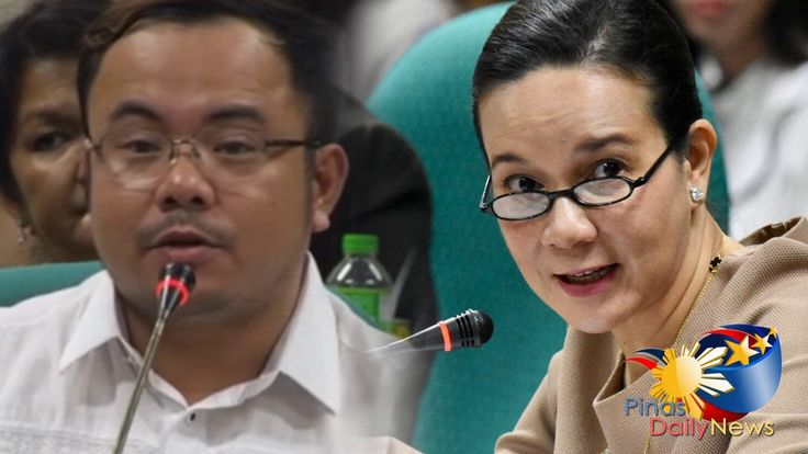 Sen. Grace Poe Praised Thinking Pinoy Blogger For His Excellent Researching Skills