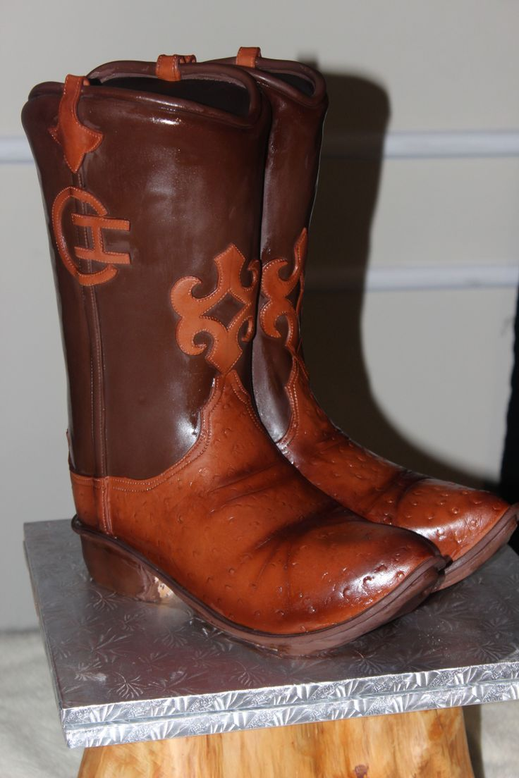 Best 25 Cowboy Boot Cake Ideas Only On Pinterest Cowboy