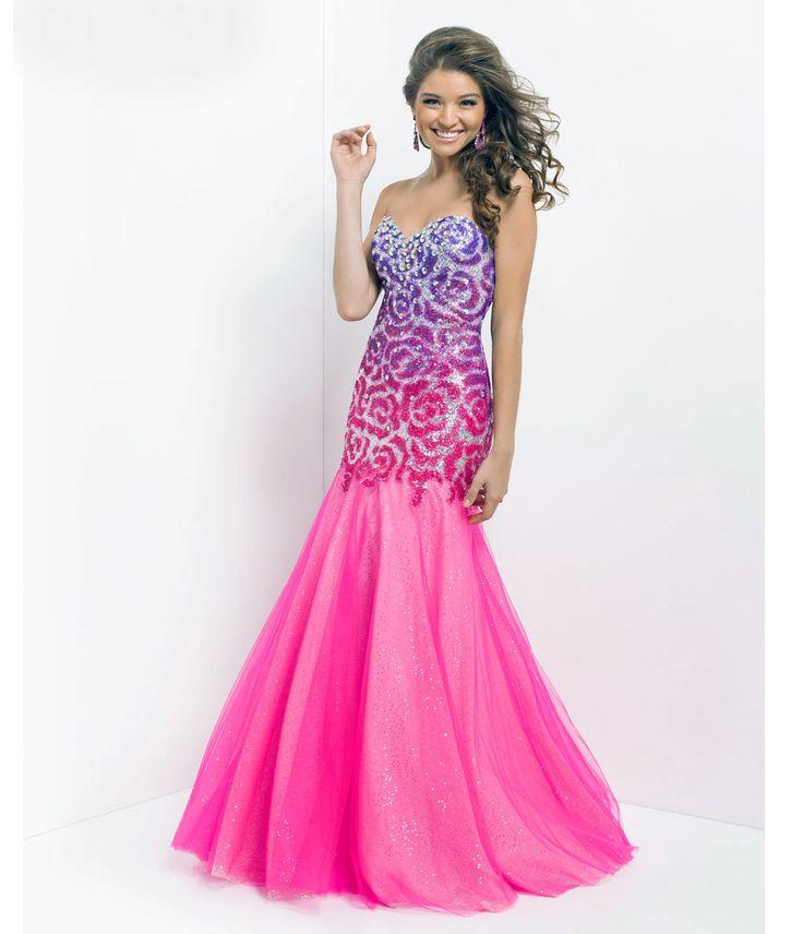 11 best teen elegance images on Pinterest   Prom dresses, Dress prom ...