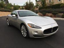 Maserati: gran Turismo base Coupe Caja De Cambios