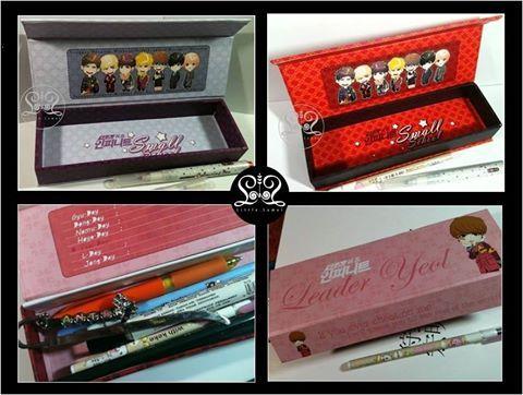 Pencil BOX INFINITE