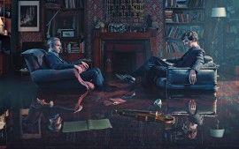 WALLPAPERS HD: Sherlock