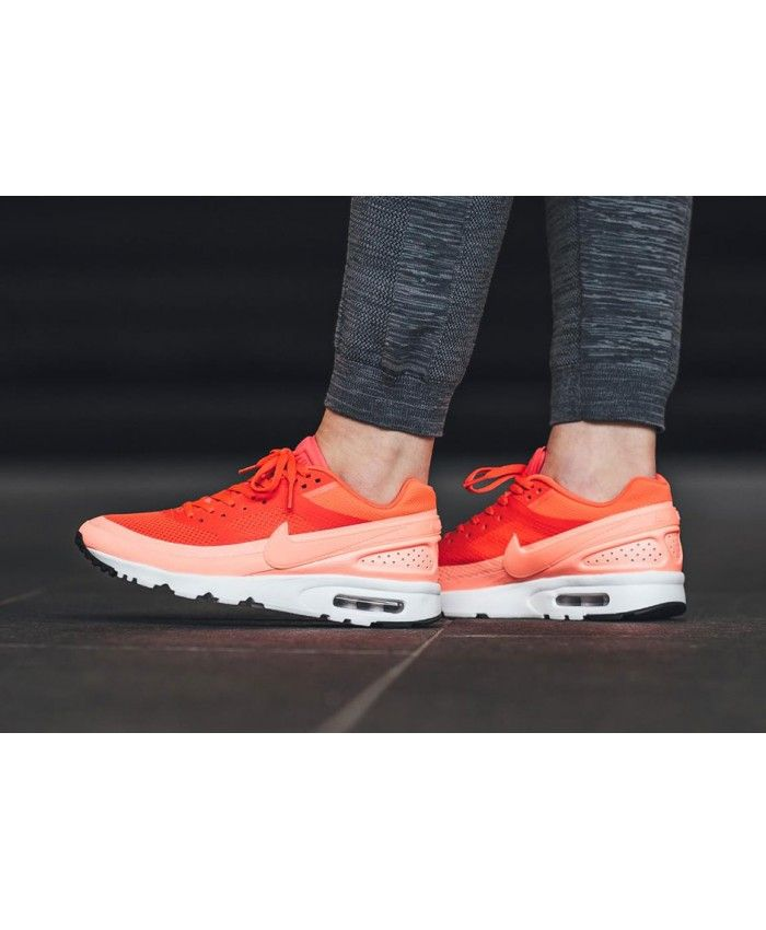 new concept 9c25e ff138 Nike Air Max Classic Ultra BW Womens Red Pink White