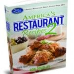 I have the answer! America's Restaurant Recipes. Easy Step-by-Step recipe instructions can be accomplished by the novice cook or chef. www.kopykatrecipes.org