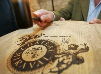 Chateau Miraval wine auctioned for Sustainable Village in Congo