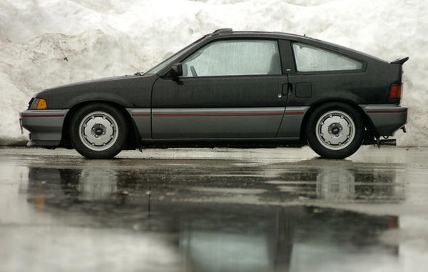 Honda Ballade CRX