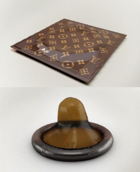 Louise Vuitton kondom