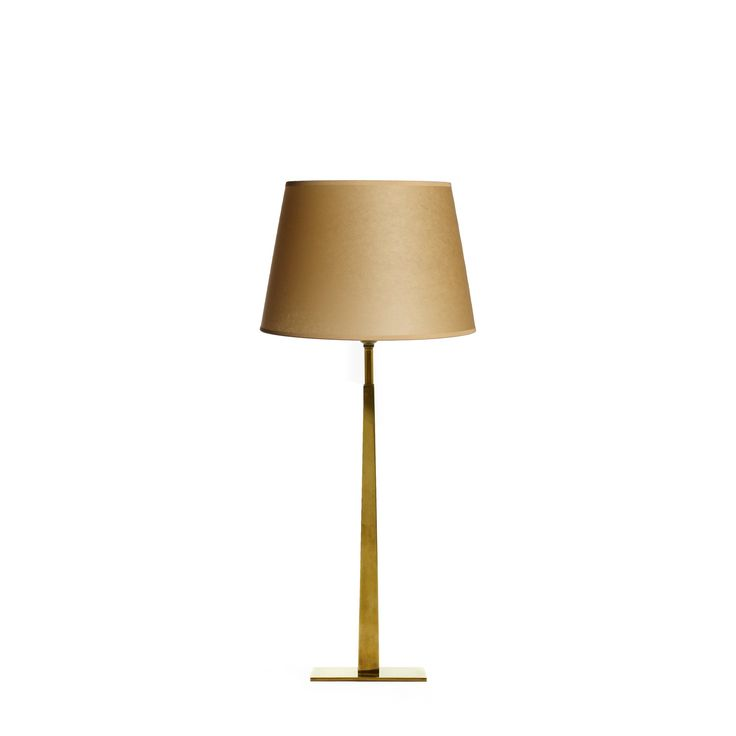 Smaller trafalgar table lamp in antique brass brass lamps