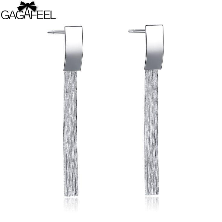 Wholesale Price Fashion silver drop earrings trendy earrings For Women Female Luxury Fine Jewelry Best Birthday Gifts  PCE095