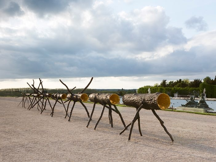 201 best images about andy goldsworthy landscape on pinterest - Giuseppe penone versailles ...