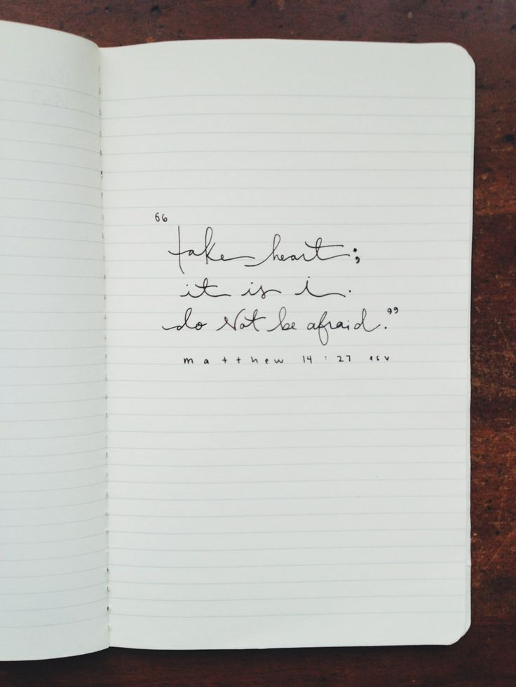 "thedelightfulmoments: "" ""Take heart; it is I. Do not be afraid."" - Jesus """