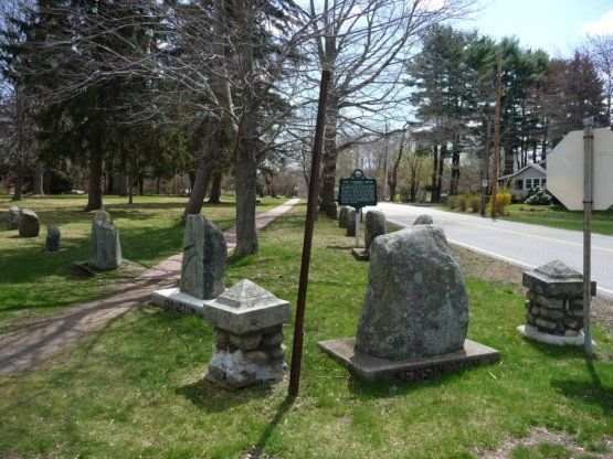 Hampton has so much paranormal activity that even the town's parks are haunted. Meetinghouse Green Memorial Park is said to be haunted by the ghost of the only woman ever convicted of witchcraft in New Hampshire.  The park, also known as Founders Park, is located at 40 Park Ave, Hampton.