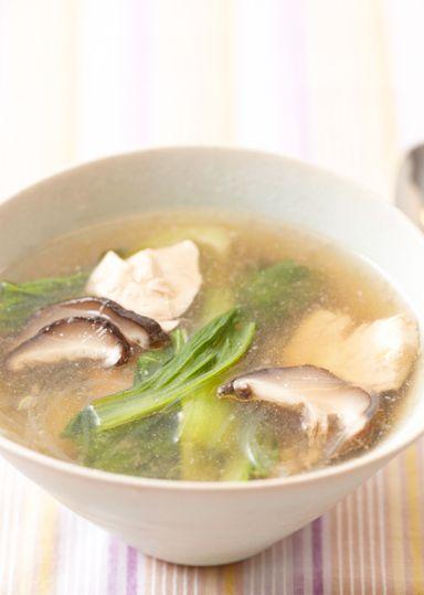 春雨スープ のレシピ・作り方 │ABCクッキングスタジオのレシピ | 料理 ... 材料(2人分)