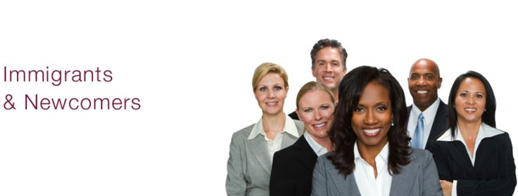 STEPS TO HELP NEWCOMERS FIND A JOB http://www.hiremelive.com/blog/advice-training/steps-help-newcomers-find-job/
