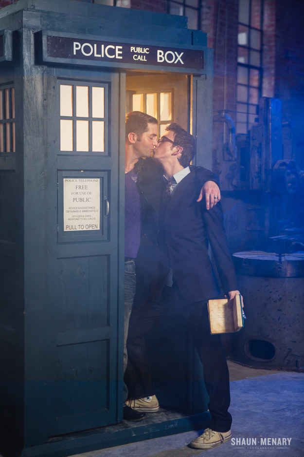 Gay Dr Who 101