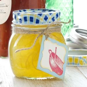 Lemon Marmalade Recipe -Lemons and grapefruit combine to create a tantalizing spread for English muffins, toast and even shortbread cookies! I give away jars of this marmalade every Christmas.—Barbara Carlucci, Orange Park, Florida