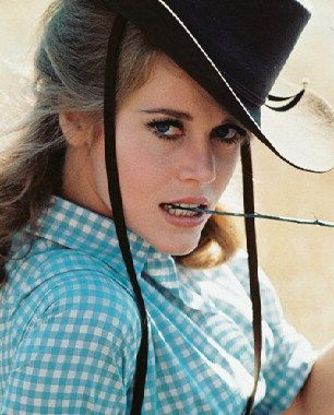 'Cat' Ballou    Remember how much we used to watch this? @Ashley Glazer