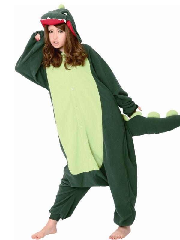 Dinosaur kostume | Faste lave priser | Dyrekostumer.dk