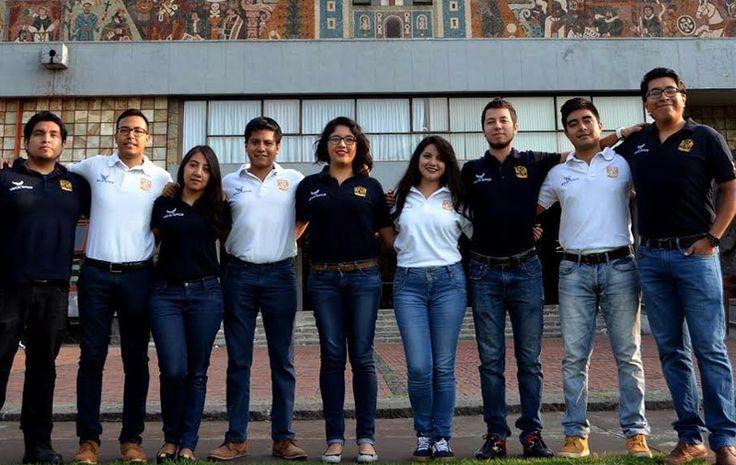 Estudiantes de la UNAM del proyectoUNAM Space, forman parte de la Misión análoga a Marte que se realiza en Polonia. El equipoha recibido varios #Unam #Ciencia #UnamSpace #NASA #Marte