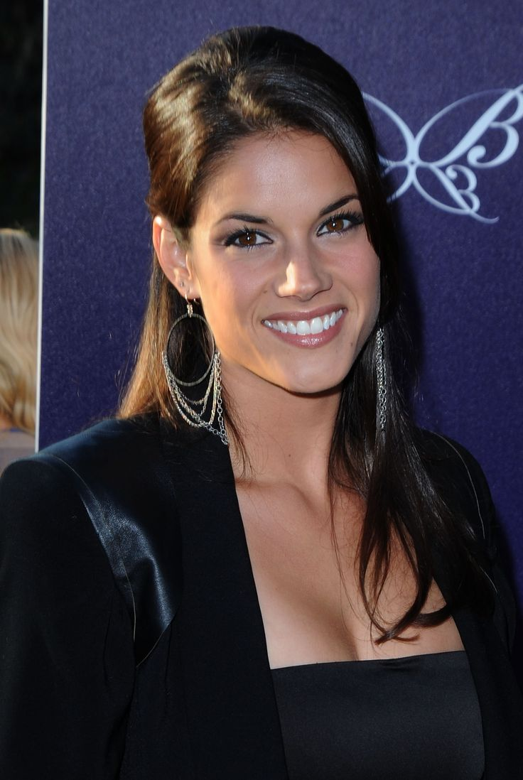 Missy Peregrym...love everything about her.