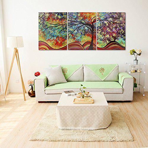 17 mejores ideas sobre Cuadros Decorativos Para Sala en Pinterest  Marcos decorativos para ...