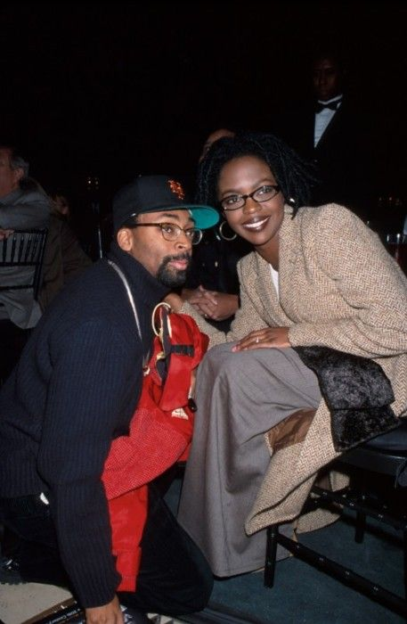 Spike Lee & Lauryn Hill
