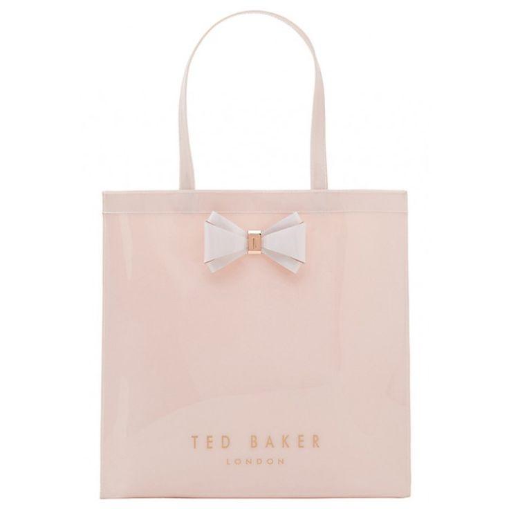 john-andy.com | Ted Baker ALACON Bow Shopper Τσάντα